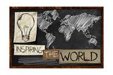 Inspiring the World on Blackboard