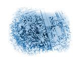 Town Blue Print
