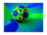 Brazil World Cup Football