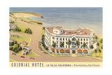 Colonial Hotel  La Jolla