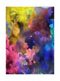 Designed Grunge Paper Texture - Bright Artistic Background