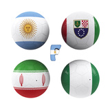 F Group of the World Cup