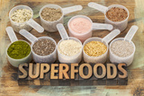 Superfoods Word