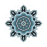 Mandala: Indian Decorative Pattern