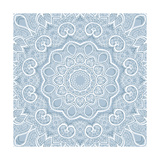 Lace Background: Mandala