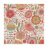 Vintage Floral Romantic Pattern