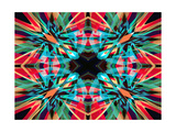 Colourful Kaleidoscope Background