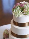 Wedding Cake Closeup