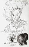 Carnet de Californie 20 Reproduction pour collectionneurs par Pablo Picasso