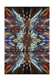 Colourful Kaleidoscope Background