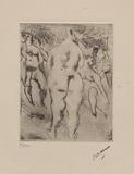 171 - Six femmes nues