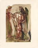 Divine Comedie  Purgatoire 11: Les orgueilleux