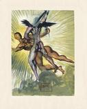 Divine Comedie  Purgatoire 08: Les anges gardiens de la vallee