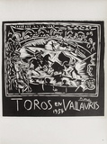 AF 1954 - Toros en Vallauris