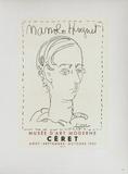 AF 1957 - Manolo Hugnet Reproduction pour collectionneurs par Pablo Picasso