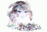 Portrait de jeune fille II