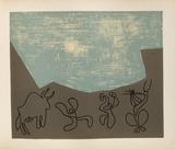 LC - Bacchanale IV Reproduction pour collectionneurs par Pablo Picasso