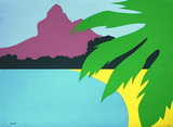 Paysage Tropical II