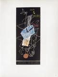 Af 1956 - Galerie Maeght Reproduction pour collectionneurs par Georges Braque