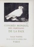 AF 1949 - Congrès Mondial des Partisans de la Paix