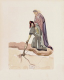 Divine Comedie  Enfer 32: Les Traitres envers leur Patrie