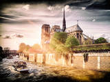 Instants of Series - Cathedrale Notre Dame - Paris  France