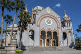 USA  Florida  St Augustine  Memorial Presbyterian Church
