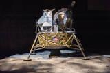 USA  Florida  Titusville  Kennedy Space Center  Lunar lander