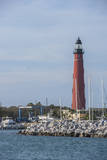 USA  Florida  Ponce Inlet  Ponce de Leon Inlet lighthouse