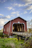 USA  Oregon  Scio  Shimanek Bridge Digital Composite