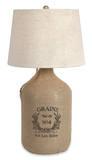Lyon Wine Jug Table Lamp