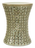Harmony Cutwork Stool*