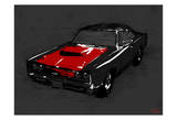 Muscle Car Black
