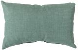 Storm Rectangular Pillow - Teal