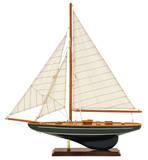 Chesapeake Sailboat
