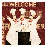 Welcome Chef