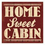 Home Sweet Cabin (Beige)
