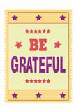 Be Grateful 2