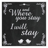 Where Stay 5