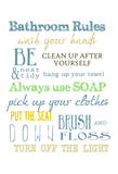 Bathroom Rules (Multi)