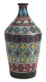 Goa Hand Painted Vase - Small