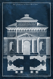 Palace Facade Blueprint II