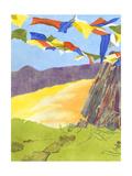 Prayer Flags III