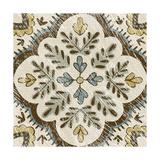 Non-Embellished Batik Square IX