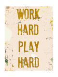 Work Hard Play Hard IV