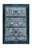 Ornamental Iron Blueprint I