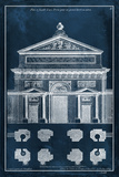 Palace Facade Blueprint I