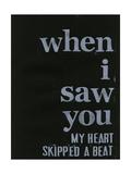 When I Saw You III
