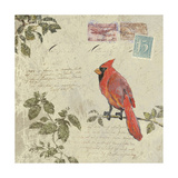 Bird and Postage IV
