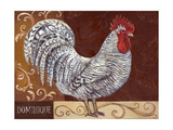 Rustic Roosters I